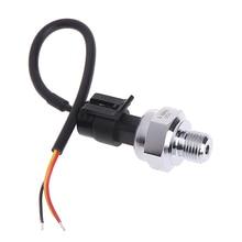 цена на G1/4 Inch 5V 0-0.5 MPa Pressure Transducer Sensor Oil Fuel Diesel Gas Water Air Pressure Sensor