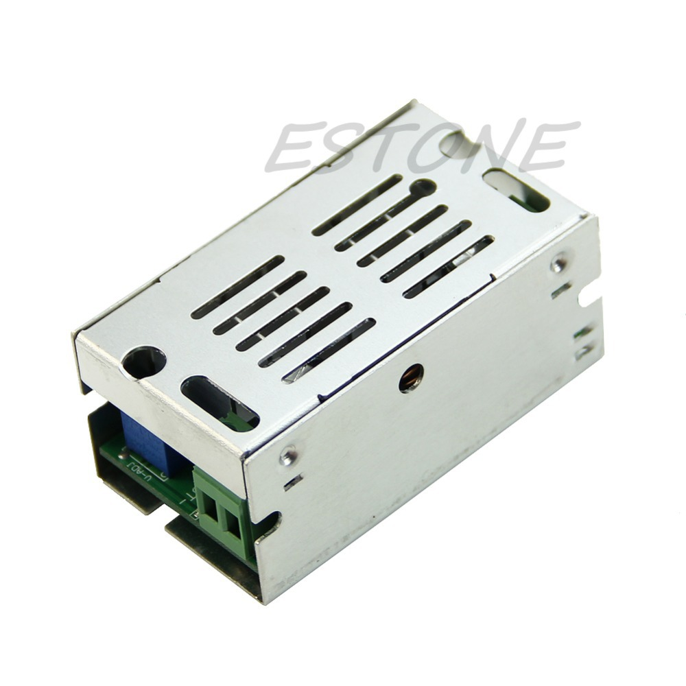 DC-DC 6-35V to 6-55V 10A Step-Up Adjustable Power Supply 200W Boost Converter  H02 dc step up power dc dc converter dc 12v to 24v 10a 240w waterproof power supply converters