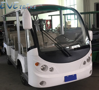 4wheel Shuttle Golf Cart Touring Car Buggy solved by 24hours running system for 11 standard passengers over loading 16people