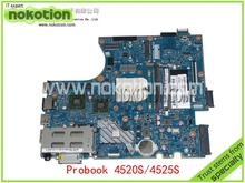 laptop motherboard for hp probook 4525s 613212-001 AMD ATI Mobility Radeon HD 5430 DDR3