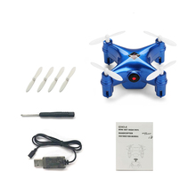 dron mini HD helicopter