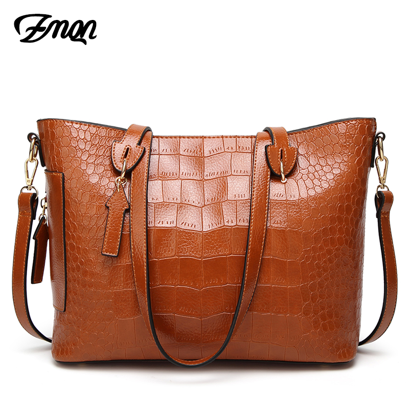 ZMQN Women Handbag 2018 Bags For Women Big Luxury Handbags Ladies Hand Bags PU Leather Handbags Casual Crossbody Bag Female C650 сумка handbags for women pu versatile handbag