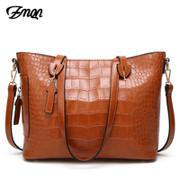 ZMQN Women Handbag 2019 Bags For Women Big Luxury Handbags Ladies Hand Bags PU Leather Handbags Casual Crossbody Bag Female C650