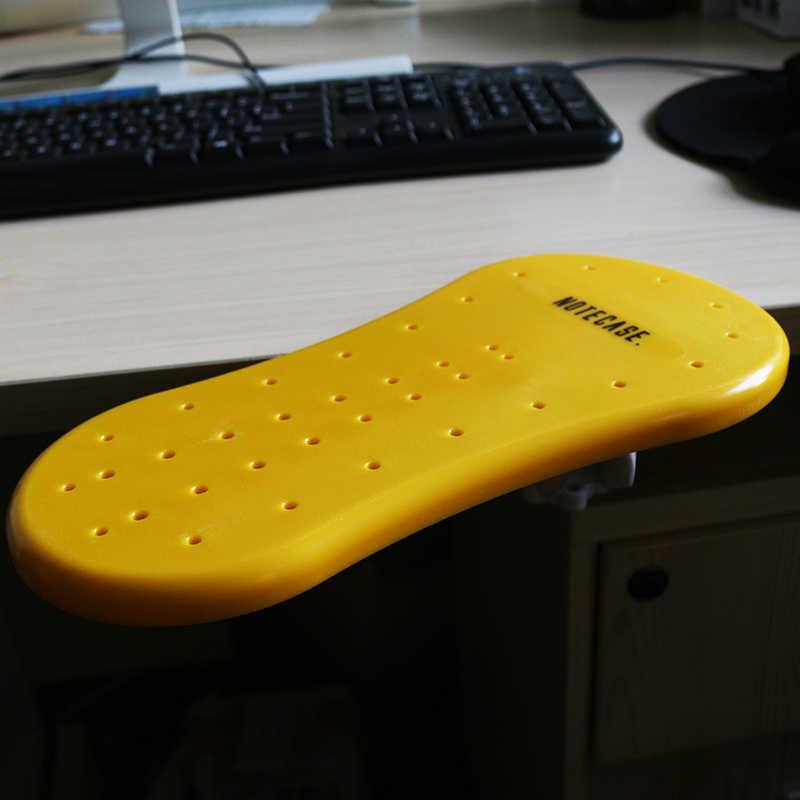 Tische und Stühle Computer Hand Halterung Handgelenk Unterstützung Maus Pad Arm Schulter Pad Montieren 180 Rotierenden Gaming Matte für Tisch
