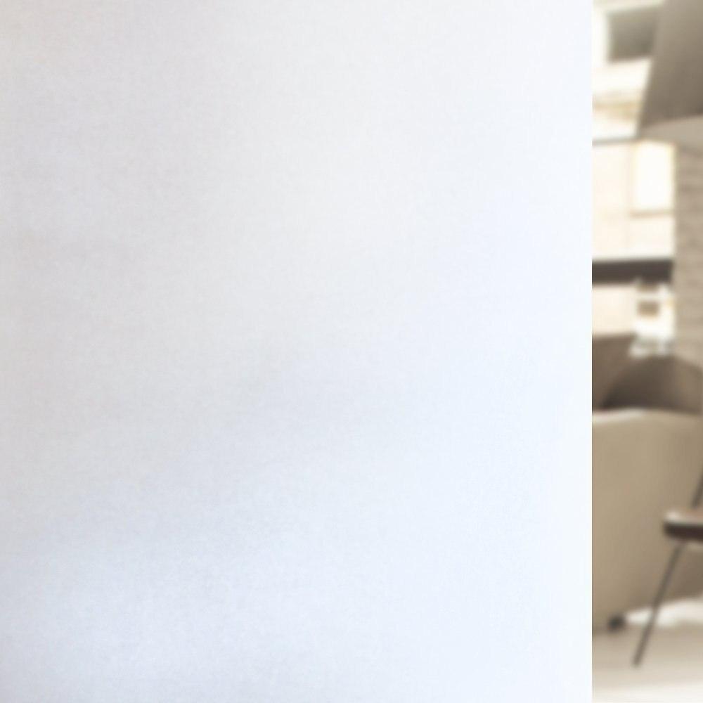 Film de fenêtre YHYS film de confidentialité Film statique auto-adhésif 90x200 cm/feuille de verre dépoli