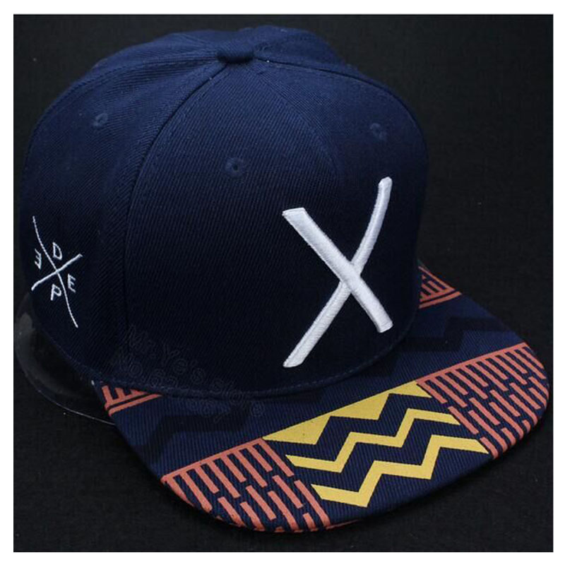 extra deep baseball caps font blue fashion crown high