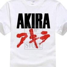 Cotton Low Price Top Tee For Teen Girls Akira Logotipo Camiseta Nueva Cotton T-Shirt Fashion Free Shipping