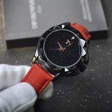 Luxury Brand Женщины Часы Простые случайные Дамы Кварцевые Часы Синий Песчаник Rhinostone Женщин Наручные Часы relógio feminino