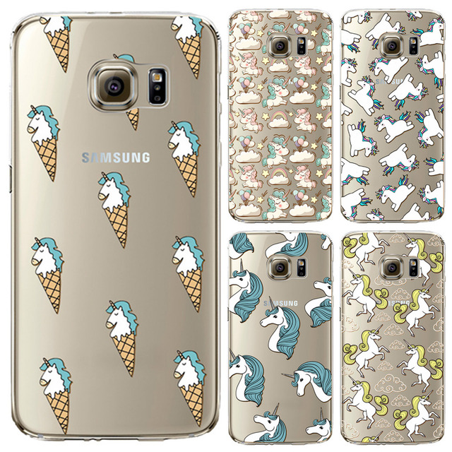 unicorn phone case samsung galaxy s6