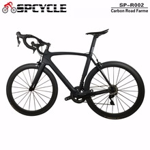 Spcycle Chinese Full Carbon Road Complete Bike,T1000 Carbon Bicycle Road Bike wi