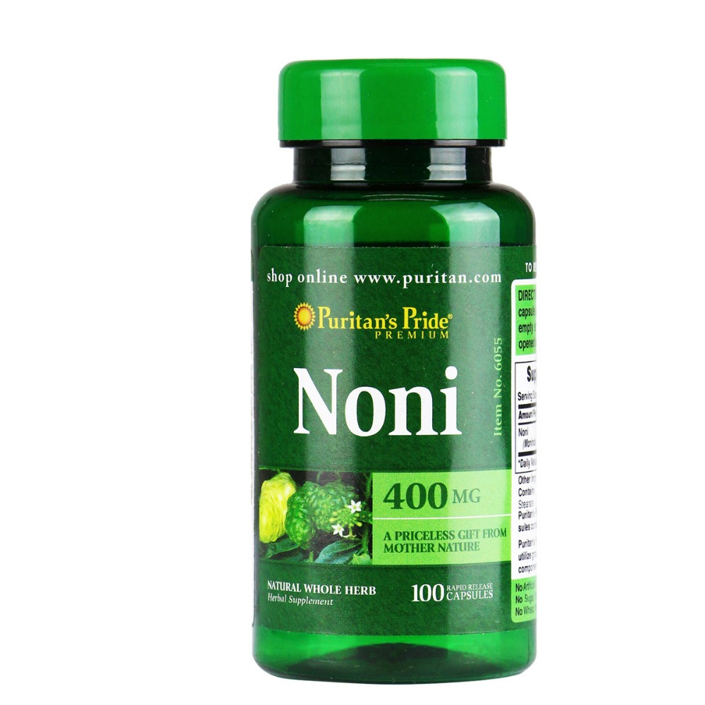 Noni 400 mg-100 Capsules free shipping dong quai 530 mg traditional herb for women 100 capsules free shipping