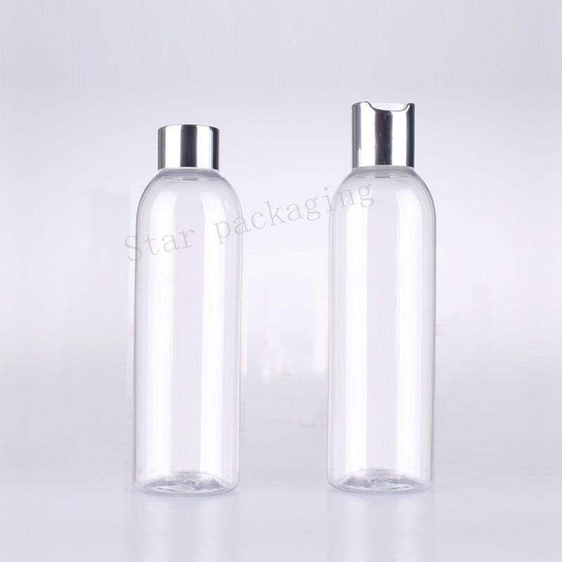 Пластиковые бутылочки для косметики