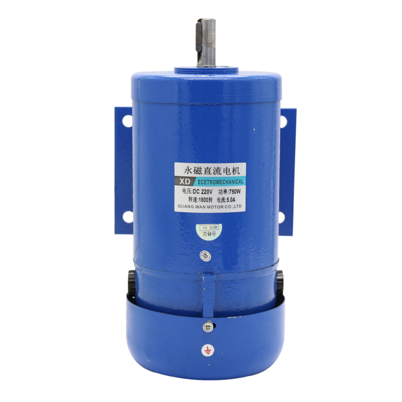 ZYC-130/20, 220V DC permanent magnet motor, 750W high-power high-speed motor, speed motor, CW/CCW