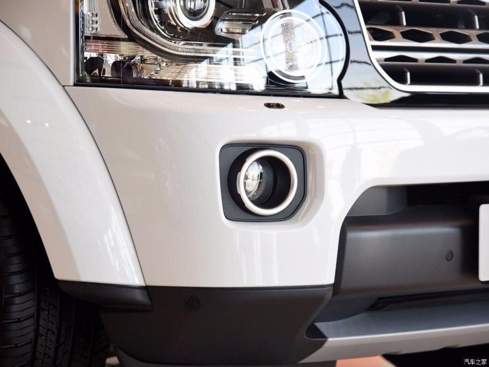 Fog Lamp lights kit for Land Rover Discovery 4 LR4  2014 2015 2016 for land rover lr4 discovery 4 trunk security shield cargo cover shade beige 2010 2011 2012 2013 2014 2015