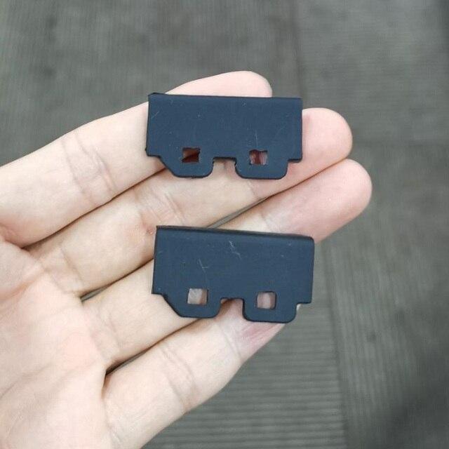 DOMSEM 2 piezas de goma limpiaparabrisas para A4 UV impresora Epson R280 R285 R290 R295 R330 L800 L801 L805