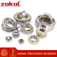ZOKOL bearing N203E 2203E Cylindrical roller bearing 17*40*12mm