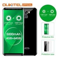 Oukitel K5000 5 7 18 9 Infinity Display Android 7 0 4G RAM 64G ROM 21MP
