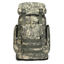 Outdoor Large Capacity Climbing Bag Camouflage Military Tactics Mountaineering Backpack Tactical Style 75L Molle Hiking Backpack