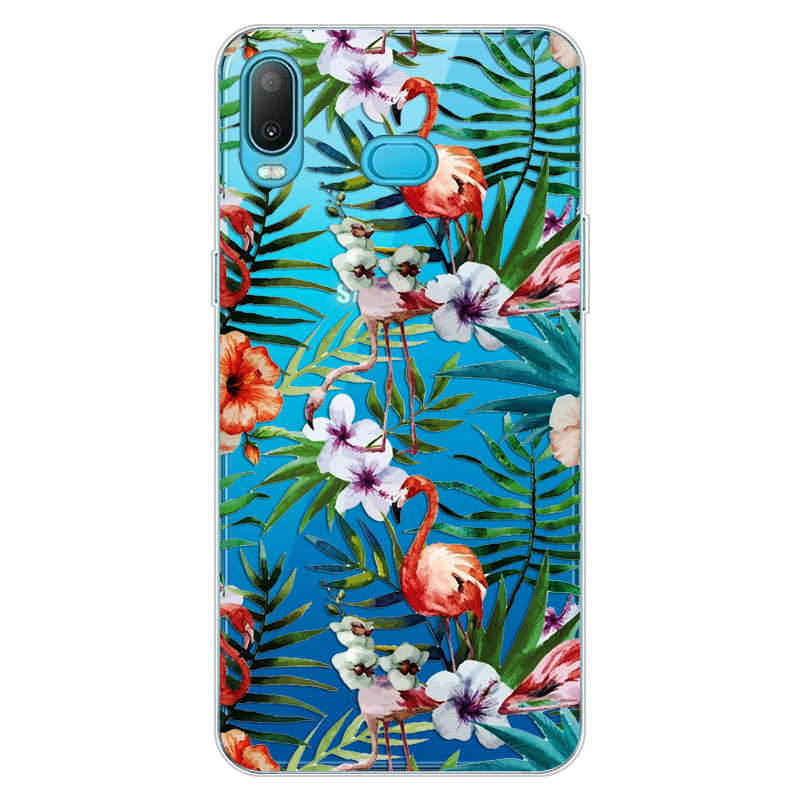Geruide Soft TPU Case For Samsung Galaxy A6s A 6S Cover For Samsung Galaxy A6S SM G6200 Case 5 99 inch Phone Bag Silicon Cover in Phone Bumpers from Cellphones Telecommunications