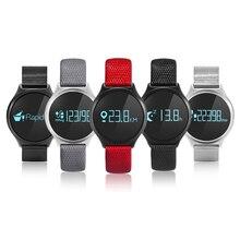 Фустер M7 про спорт Водонепроницаемый смарт-браслет сердечного ритма и Приборы для измерения артериального давления Мониторы Фитнес трекер Smart Band Bluetooth 4.0