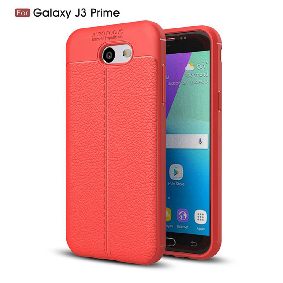 WhaY Explorer Case For Samsung Galaxy J3 Prime Cover Luxury Leather TPU Silicone Back Cover For Samsung J3 Prime Cases Fundas    (7)