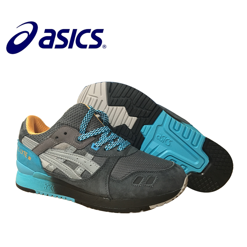 ASICS Gel-Lyte III 9 colors New Hot Sale Sneakers Asics Men's shoes Stability Running Shoes 2018 spring new Non-slip shoes
