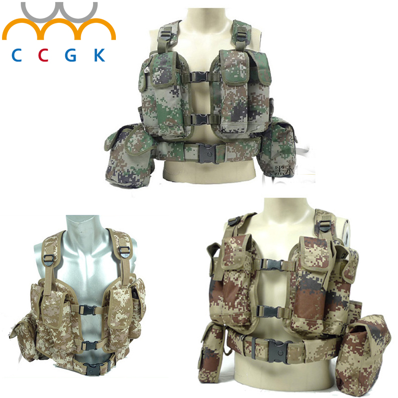 ФОТО Colete Tatico De Assalto Usa Paintball Airsoft Swat New 5.111mens tactical molle Live cs vests military utg Multifunctional vest