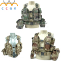 Colete Tatico De Assalto Usa Paintball Airsoft Swat New 5.111mens tactical molle Live cs vests military utg Multifunctional vest