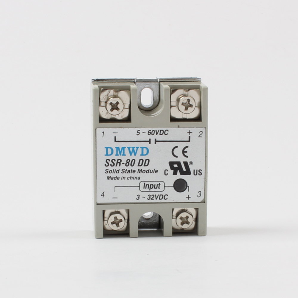 Top Brand Dmwd Solid State Relay Ssr 60dd 75dd 80dd Actually German This Without Transparent Cover