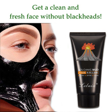 Black Mask Tearing Style Deep Cleansing Purifying Peel Off Black Head,Close Pore,Face Mask Blackhead Remover 60g+8g