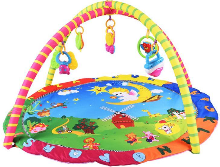 85*85*50 cm bébé soin jouet bébé jouer tapis jeu Tapete infantile garçons filles éducatif ramper tapis jouer Gym enfants couverture tapis
