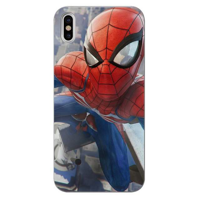 Spider Gwen The Guardian Of Day iphone case