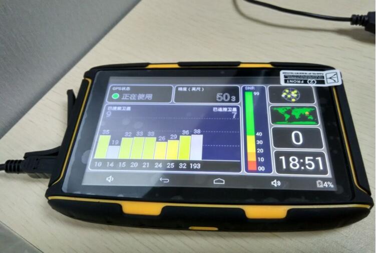imágenes para MT5001 Más Nuevo 5 pulgadas Android Navegación GPS de La Motocicleta MOTO Navegador GPS A Prueba de agua IPX7 con WiFi, Bluetooth, FM