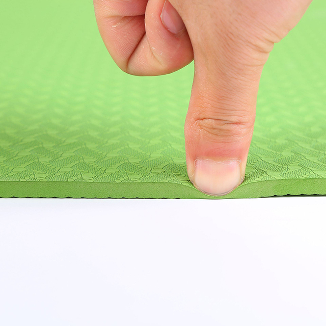 Mat for Yoga Exercises