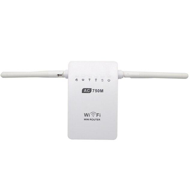 2016 Горячей Продажи 750 Мбит/С Антенна Wi-Fi Ретранслятор Беспроводной Range Extender Booster Усилитель Сигнала wlan 802.11N ЕС/США