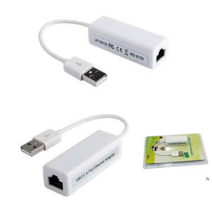 Network-Card for PC Laptop UK Wired Usb2.0-Adapter LAN RJ45 10/100mbps