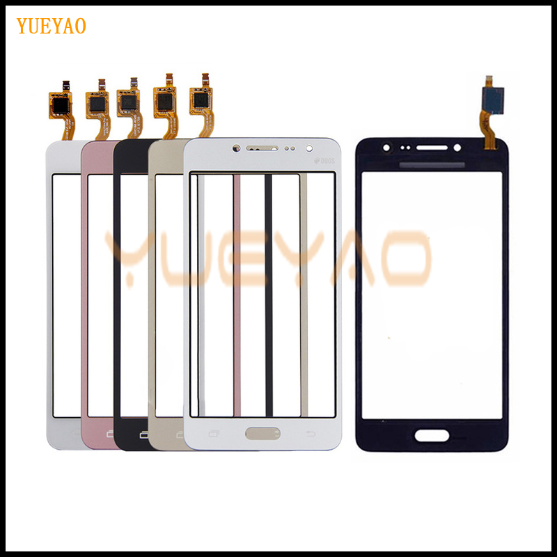Panel-Sensor Display Digitizer Touch-Screen SM-G532F Samsung J2 Prime Galaxy J2 Front-Glass-Lens