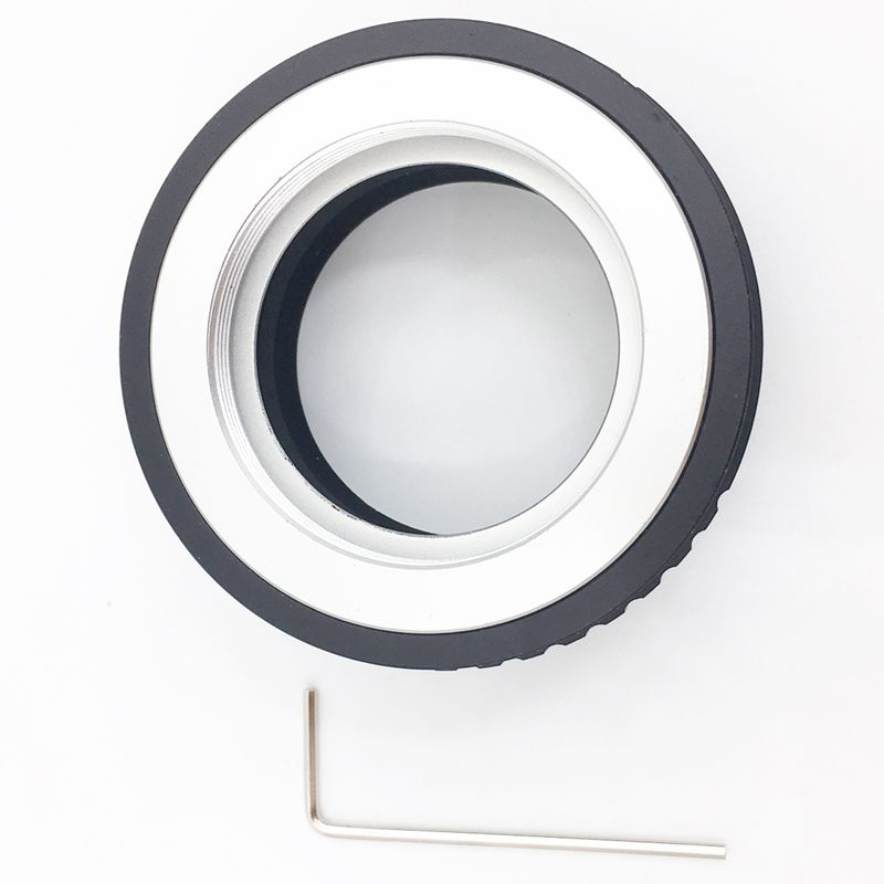 Image 5 - NEWYI M42 LM adapter for M42 Lens to Le ica M LM camera M9 with TECHART LM EA7,M42 Lens Adapter Converter to Le ica M Camera M24-in Lens Adapter from Consumer Electronics