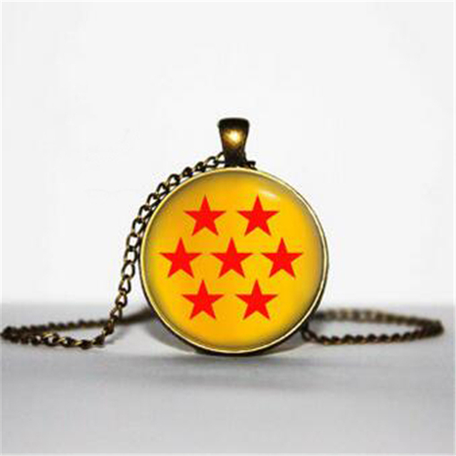 Dragon Ball Z Necklace (2 Types)