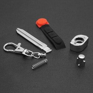 Image 5 - Neue Version A93 Abdeckung Fall Keychain mit Schlüssel Klinge mit Glas für Starline A93 LCD Zwei Weg Fernbedienung Schutzhülle shell