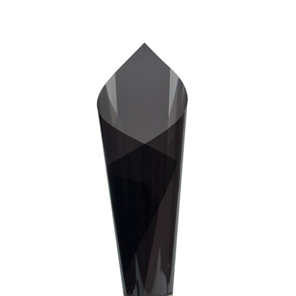 Vlt 20% черный анти УФ защитный тонированные Фольга используется на автомобиле/офис/Главная Окно Стекло 1.52 м x 20 м roll Фольга s