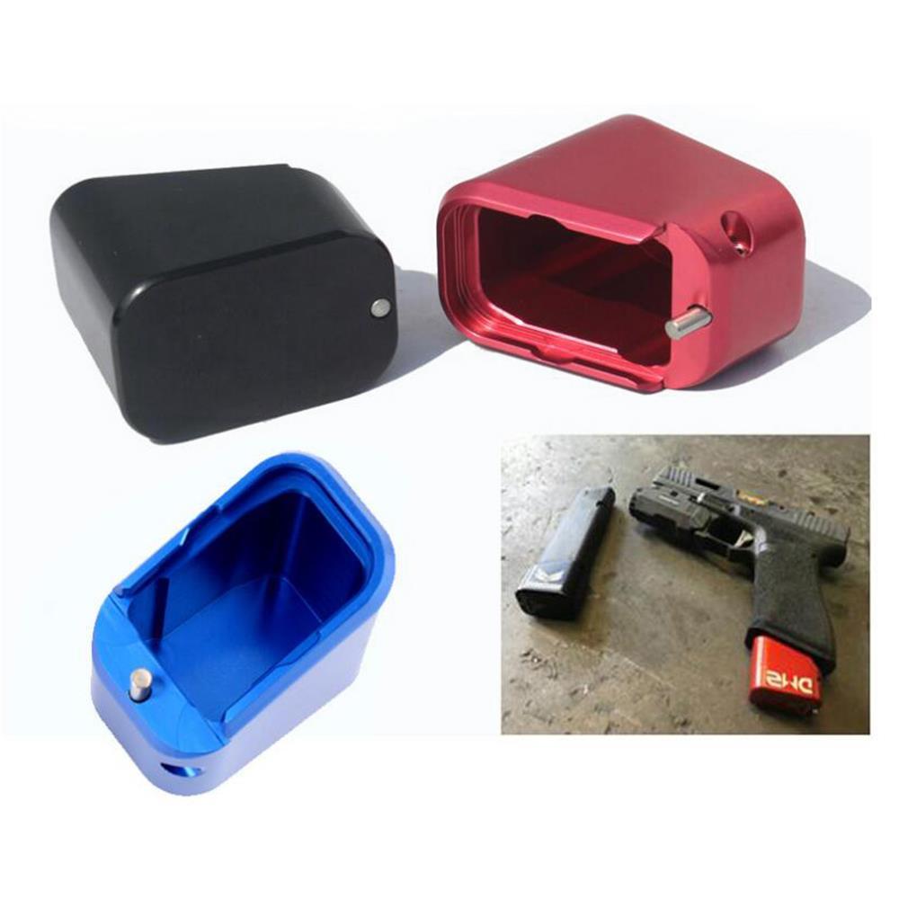 Glock Base Pad Kit Fits For IPSC USPUA IDPA Magazine Extension For 17 22 34 35