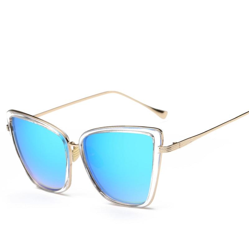 Womens Fashion font b Cat b font font b Eye b font Sunglasses Women Retro Sunglasses