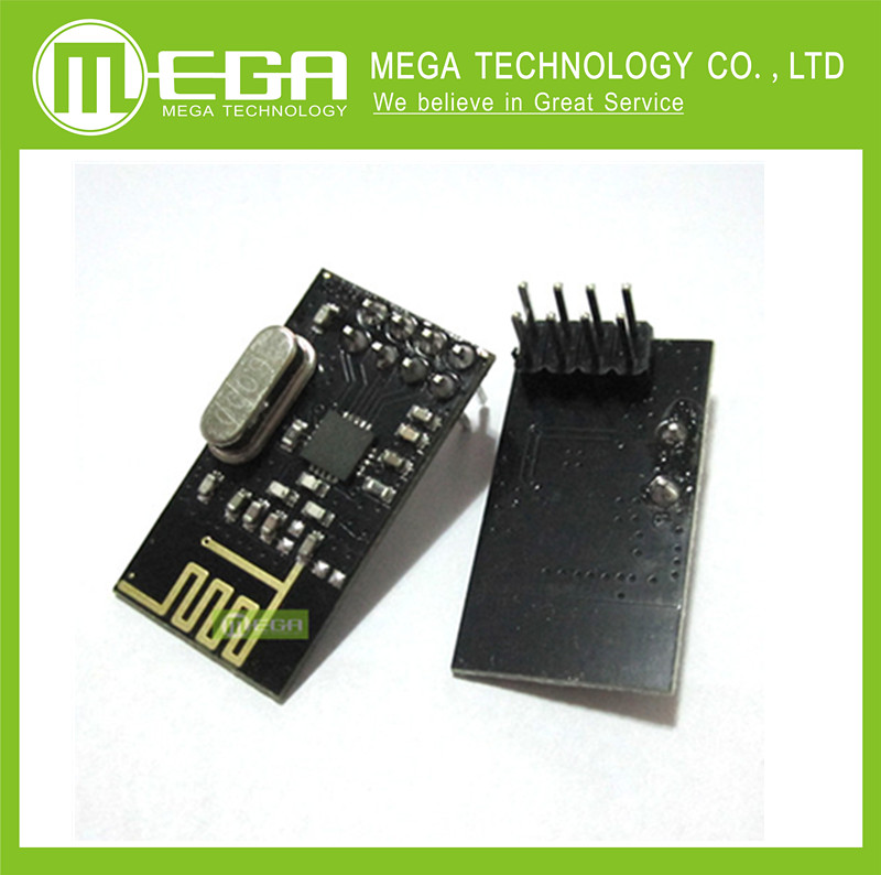 20PCS/LOT NRF24L01+ wireless data transmission module 2.4G / the NRF24L01 upgrad