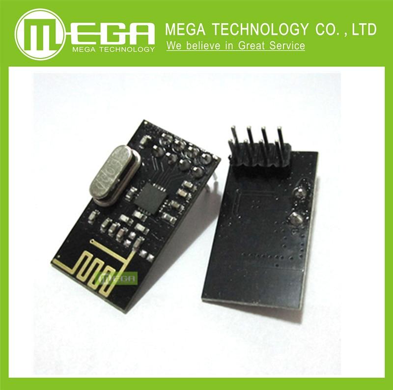 20PCS/LOT NRF24L01+ wireless data transmission module 2.4G / the NRF24L01 upgrad