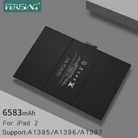 FERISING 2019 New Original Tablet Battery for Apple iPad 2 2nd Generation A1395 A1396 A1397 Replacement Kit battery with Tools