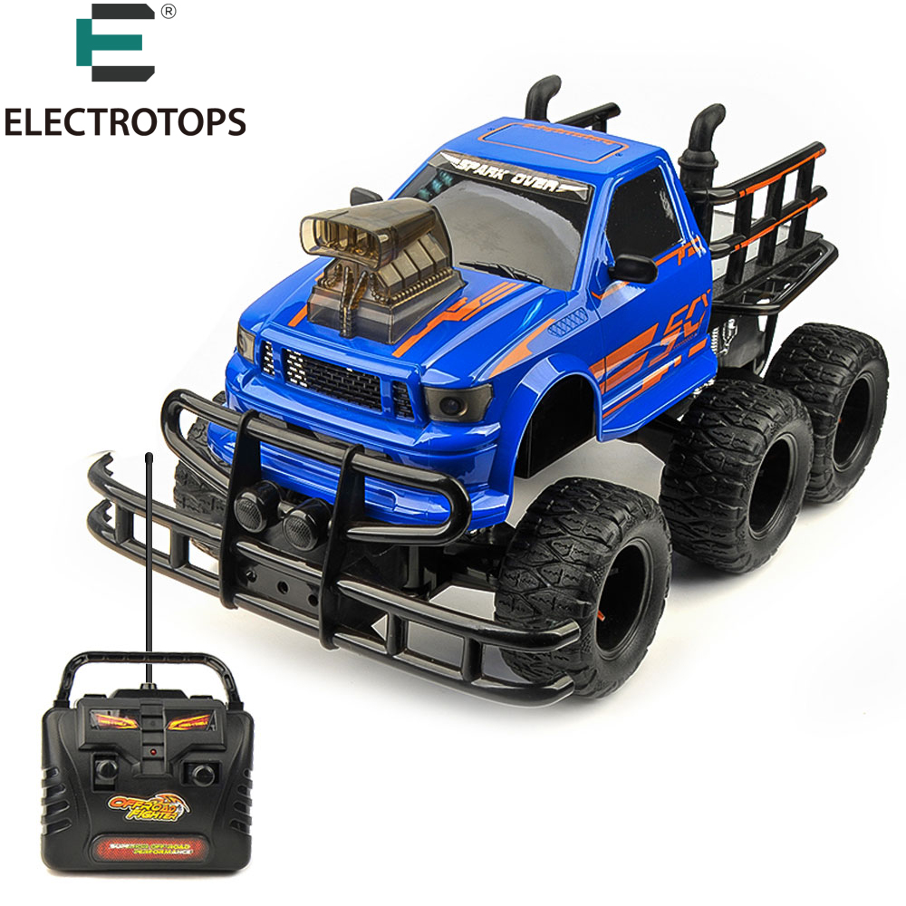 e t original rc car 1 10 scale rc vehicles rtr monster. Black Bedroom Furniture Sets. Home Design Ideas