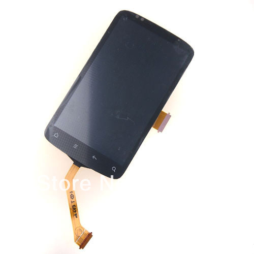 Brand new Replacement LCD Display Touch Screen Digitizer Full Assembly For HTC Desire S 1pc/lot  Free shipping