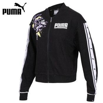 Original New Arrival 2018 PUMA FLOWER Track Jacket Women's  jacket Sportswear