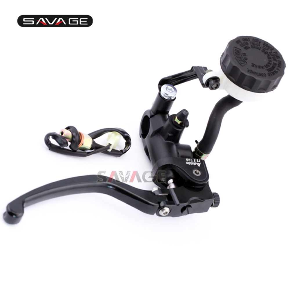 Aluminum Rear Foot Brake Pedal Lever For Yamaha FZ6R XJ6 Diversion//F XJ6N Sliver
